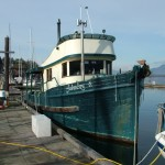 Fisherboy II at Pier 67, Cowichan Bay Village