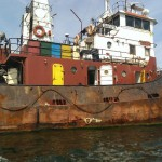 Mexican Registered Tug